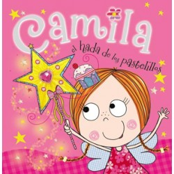 Camila y el hada de los pastelillos
