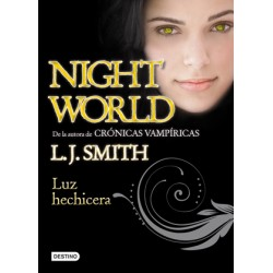 Night World N°5: Luz hechicera