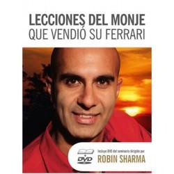 Lecciones del monje que vendió su Ferrari (Incluye DVD de seminario)