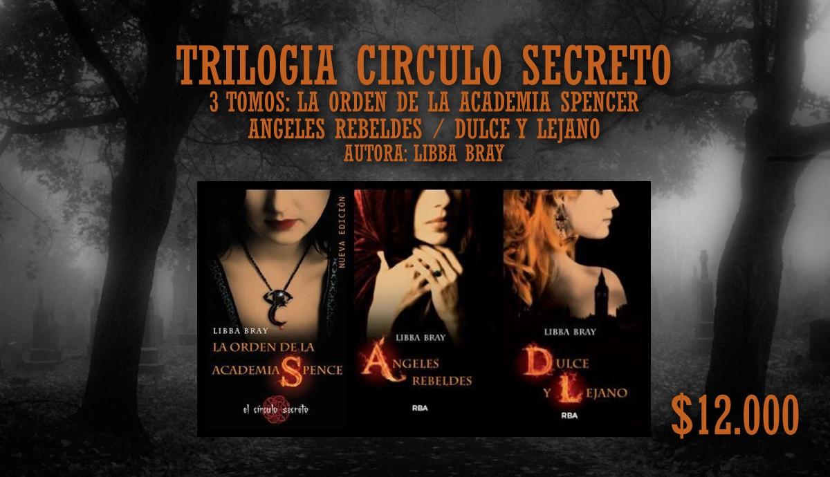 Trilogía Circulo secreto