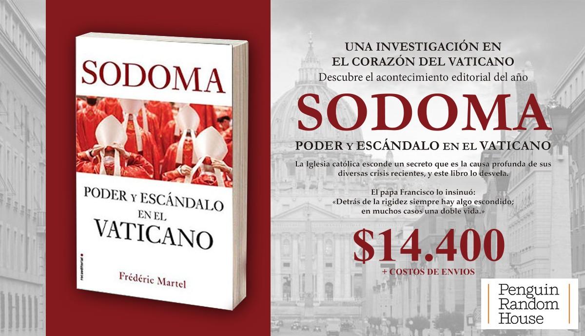 Sodoma. Poder y escándalo en el Vaticano